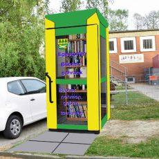 Der Bücherschrank für Egestorf steht kurz vor seiner Verwirklichung