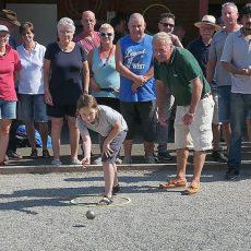 Boule-Hochburg Großgoltern kann zum Gerd-Klose-Turnier zahlreiche Teilnehmer begrüßen