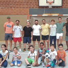 Fußball verbindet Kulturen und überwindet bestehende Sprachbarrieren