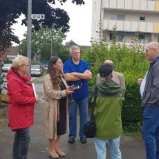 """Parkplatznot in der Hans-Böckler-Straße: """"Aktiv für Barsinghausen"""" stellt Anfrage beim Bürgermeister"""