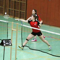 Silber und Gold für die Badmintondamen des TSV Barsinghausen