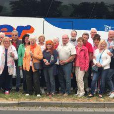 CDU und Gäste genießen Flussfahrt von Passau nach Budapest
