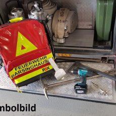 Hilflose Person: Feuerwehr bricht Einsatz ab