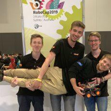 Weltmeister beim RoboCup kommen aus der Region Hannover