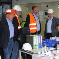 Bis zu 30 beladene Fahrzeuge verlassen pro Tag das Flüssigzuckerwerk in Groß Munzel