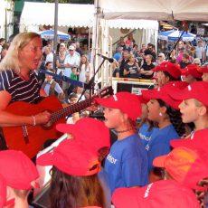 Mit mächtigen Böllerschüssen wird das 48. Barsinghäuser Stadtfest eröffnet