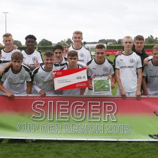 JFV Calenberger Land gewinnt erneut den Cup der Region
