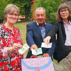 D-Mark-Spendensammlung: Calenberger Diakoniestiftung will verborgene Schätze heben