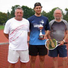 TSV Kirchdorf lässt Tennissaison mit Kuddel-Muddel-Turnier ausklingen