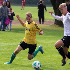 Norddeutscher Länderpokal: Niedersächsische U 18-Junioren belegen in Barsinghausen Platz 2