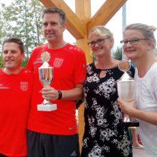 Hohenbosteler Tennisspieler beenden Saison mit Bürgermeister-Körber-Turnier