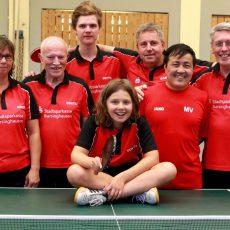 Tischtennis: Barsinghausens Dritte startet erfolgreich in die Saison