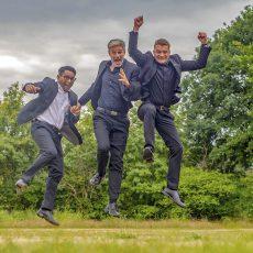 """Trio """"Boogielicious"""" bringt den perfekten Blues, Boogie und Jazz in den ASB-Bahnhof"""