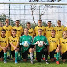 NFV-Auswahl triumphiert beim U 18-Länderpokal in Duisburg-Wedau