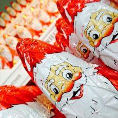 Jeder Blutspender bekommt einen Schoko-Nikolaus