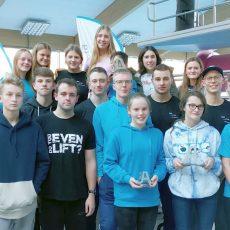 Barsinghausens Schwimmer bestechen gegen starke Konkurrenz mit großen Erfolgen