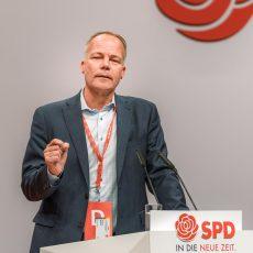 Matthias Miersch wird erneut in den SPD-Parteivorstand gewählt