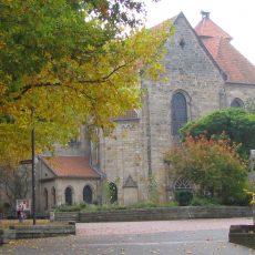 Gottesdienst mit Segnungen in der Klosterkirche