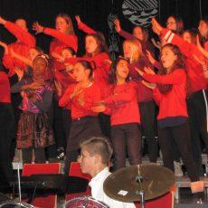 Das Hannah-Arendt-Gymnasium lädt zu zwei fulminanten Weihnachtskonzerten ein
