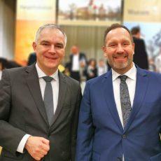 Barsinghausen und Wurzen wollen das 30-jährige Bestehen der Städtepartnerschaft kräftig feiern