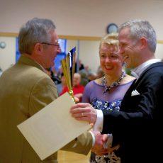 Tanzturniere um den Pokal der Samtgemeinde Nenndorf sorgen für Vorfreude