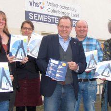 Große Bandbreite mit Brückenschlag: VHS stellt das Programm für das neue Semester vor