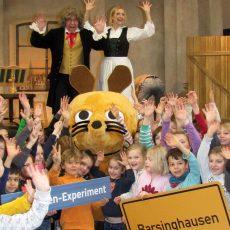 """Egestorfer Grundschule feiert mit der NDR-Radiophilaharmonie und der """"Maus"""" van Beethovens 250. Geburtstag"""