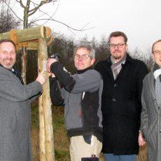 """Kohlendioxid-Ausstoß bei """"Barsinghausen läuft"""" wird durch Baumpflanzungen ausgeglichen"""
