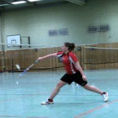Badmintoner des TSV Barsinghausen präsentieren sich mit guter Teamleistung