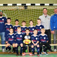 Basche United-Nachwuchs erreicht mit neuem Outfit Platz 2