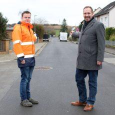 Fahrbahnsanierungen in mehreren Ortsteilen wurden jetzt abgeschlossen