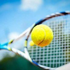 Tennisspieler vom VSV Hohenbostel treffen sich zum Neujahrsturnier