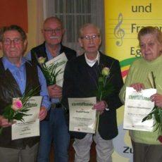 Männer- und Frauenchor Egestorf sucht für die anstehenden Konzerte noch Sänger