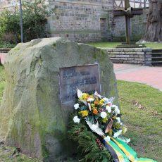 Barsinghausen erinnert am Holocaust-Gedenktag an die Opfer des nationalsozialistischen Terrors
