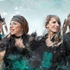"""Eyevory"" präsentiert neues Album im ASB-Bahnhof"