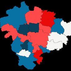 Bevölkerungszahl in der Region Hannover legt leicht zu