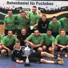 """Fünf Jahre HoBo-Cup: Der Erlös kommt wieder dem """"Fuchsbau"""" vom ambulanten Hospizdienst zugute"""