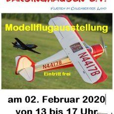 Modellfluggruppe Barsinghausen präsentiert sich mit Ausstellung