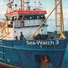 """Todesgrenze Mittelmeer: Kinderärztin von """"Sea-Watch"""" berichtet in der Mariengemeinde über das Drama der Flüchtlinge"""
