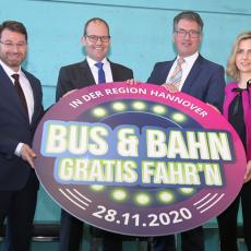 Region will mit Zehn-Punkte-Programm die Verkehrswende vorantreiben