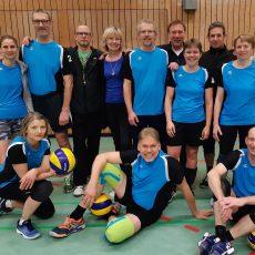 Barsinghäuser Volleyballer erkämpfen Klassenerhalt