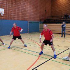 Kirchdorfs Prellballer bereiten sich auf die Norddeutschen Meisterschaften vor