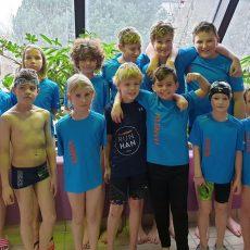 Barsinghausens Schwimmnachwuchs trumpft in Hameln groß auf