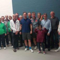 Neujahrsturnier der VSV-Tennissparte stärkt das Gemeinschaftsgefühl