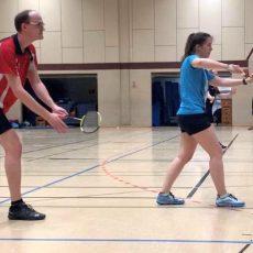 Badmintonspieler vom TSV Barsinghausen belegen in der Abschlusstabelle einen richtig guten 4. Platz