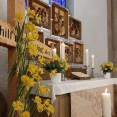 Trotz Corona warten die Kirchengemeinden zu Ostern mit einer Vielzahl kreativer Angebote auf