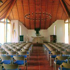 Die Petruskirche ist an Ostern zum stillen Gebet für zwei Stunden geöffnet