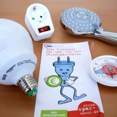 Beratung mit Hygieneauflagen: Stromspar-Check entlastet Einkommensschwache