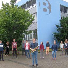 Musikleben am Hannah-Arendt-Gymnasium ist trotz Corona-Einschränkungen nicht klein zu kriegen