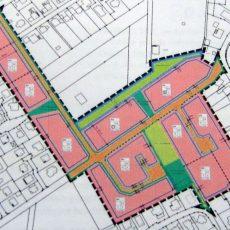 Neues Baugebiet am Rottkampweg: SPD lehnt die Änderungen im Bebauungsplan ab